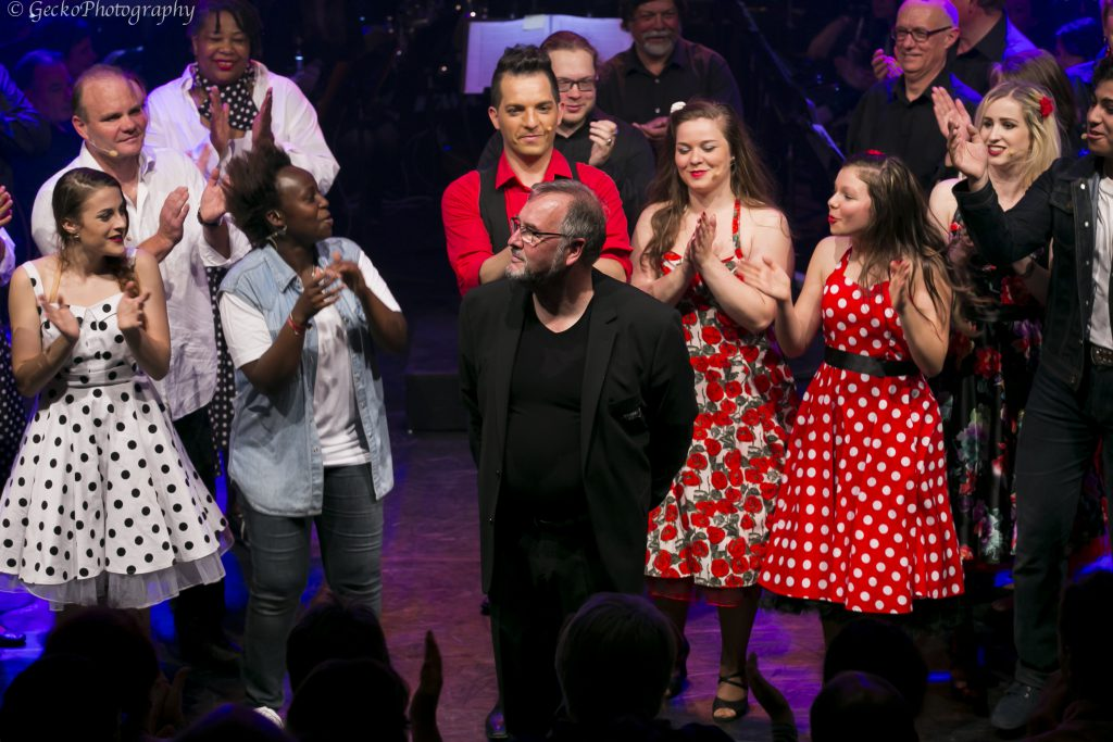 West Side Story le chef Philippe Berthoud