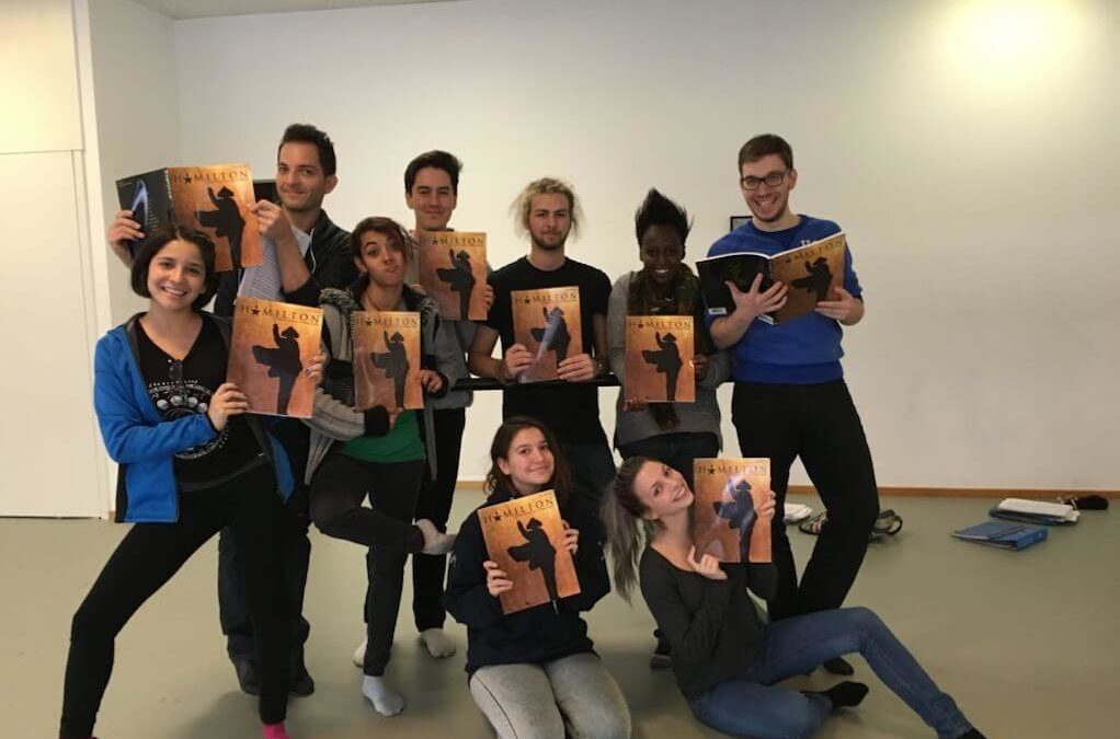 Auditions Formation Professionnelle et Semi-Pro